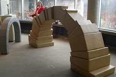 Completed Arch