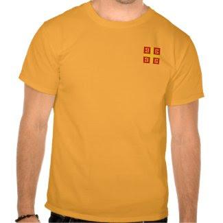 Byzantine Empire Symbol Shirt zazzle_shirt