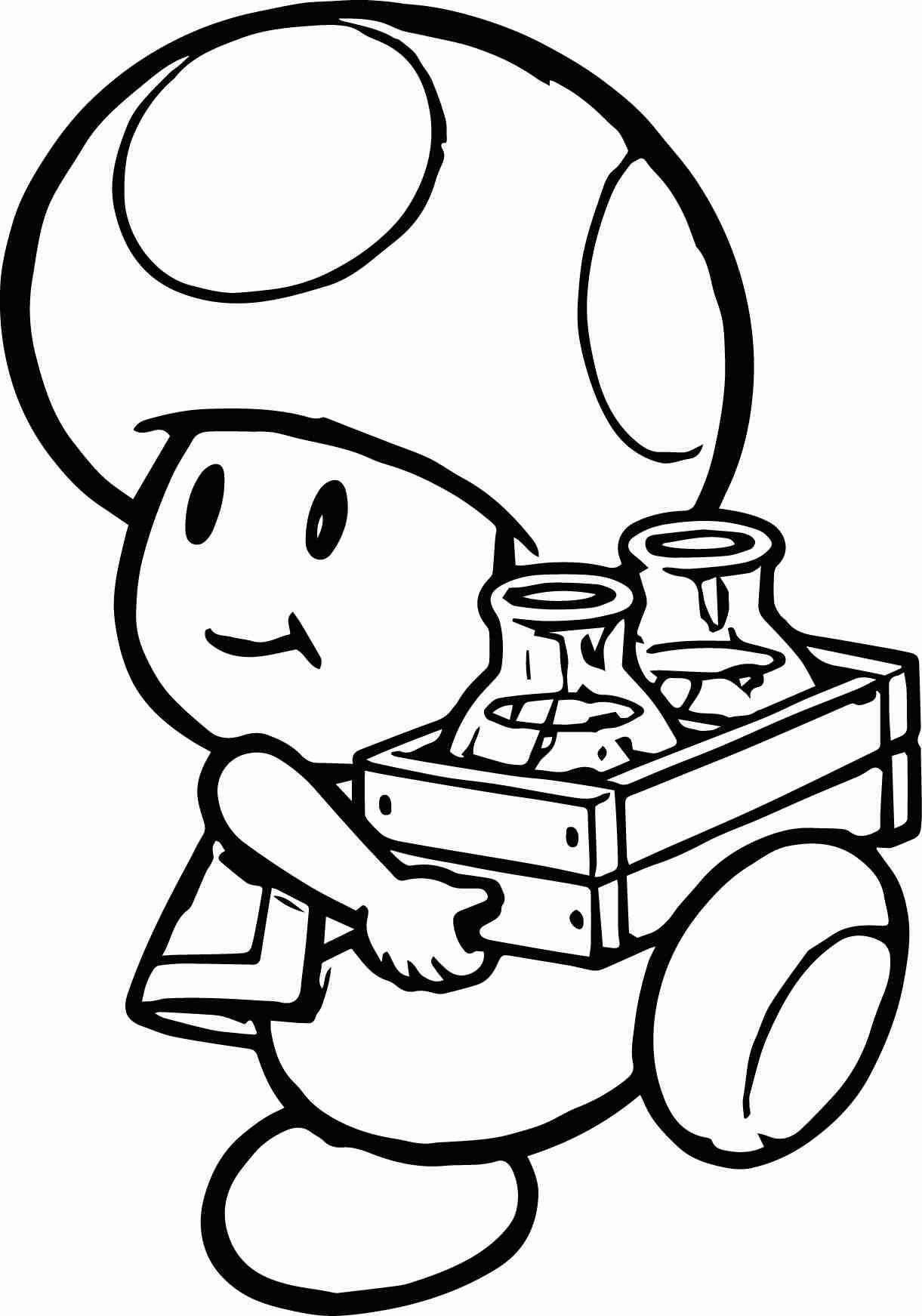Nintendo Characters Coloring Pages at GetColorings.com ...