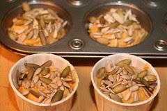 Pumpkin Muffins (Dorie Greenspan)
