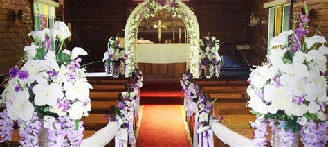 Important Events Of A Christian Wedding Ceremony