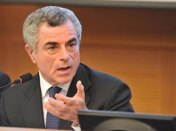 Mauro Moretti, Amministratore Delegato e Direttore Generale di Finmeccanica