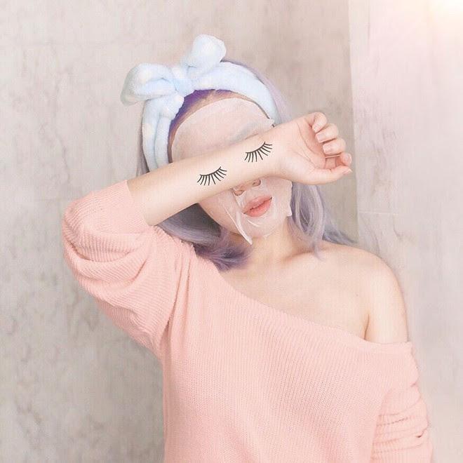 Son 3CE và mặt nạ giấy - 2 trào lưu làm đẹp chiếm sóng bàn tán nhiều nhất của giới trẻ Việt năm qua - Ảnh 12.