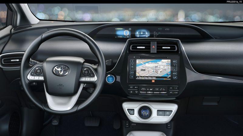 Toyota Prius Iv Xw Vvt I 122 Hp Hybrid Cvt