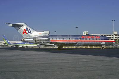 American Airlines Boeing 727-35 N1959 (msn 19835) MIA (Bruce Drum). Image: 102917.