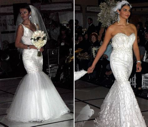 Details on New Bridal Gown Line : David Tutera by Faviana