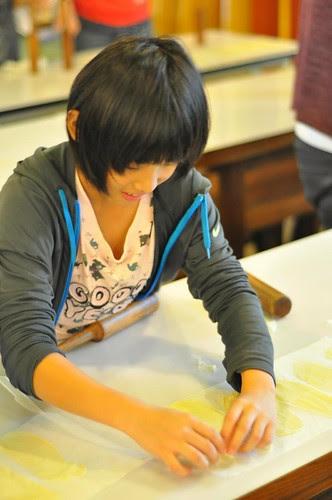 DIY牛舌餅(宜蘭餅)