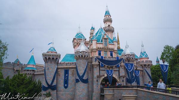 Disneyland Resort, Disneyland, Fantasyland, Sleeping, Beauty, Castle, Disneyland60, Diamond, Bling, Dazzle, Bedazzel