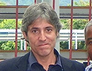 paulo cesar coutinho gerente flamengo (Foto: Richard Souza/Globoesporte.com)