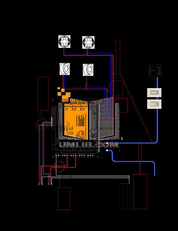 Crestron Lighting Control Wiring Diagram