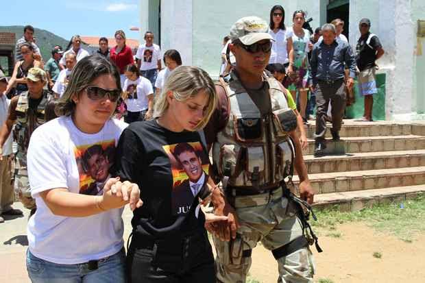 Mysheva passou a ter escolta da Polícia Militar. Foto: Paulo Paiva/DP/D.A Press