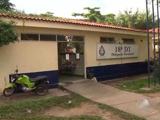 Caso foi investigado pela 18ª delegacia | Foto: Reprodução/TV Bahia