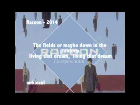 racoon  lyrics albumversion youtube