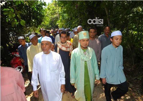 perkahwinan ahmad fedtri yahya