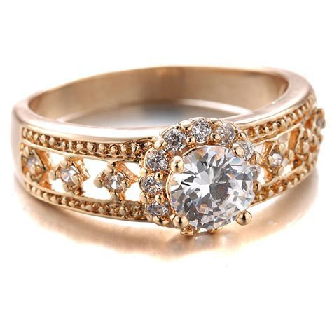 Most popular wedding rings: Ladies gold wedding ring designs