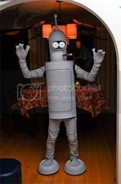 Yay, Bender's here! Who DOESN'T love lovable Bender?