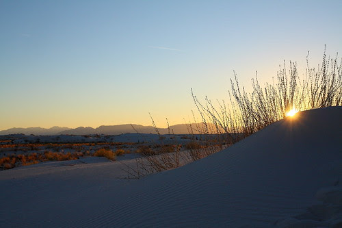 IMG_1496 White Sands @ Sunset