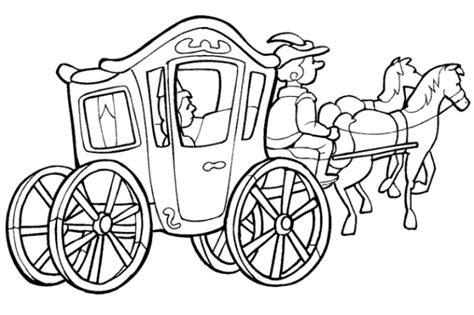 malvorlagen pferd mit kutsche - kostenlose malvorlagen ideen