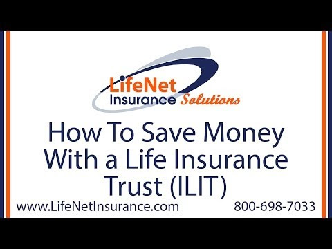 Irrevocable Life Insurance Trust Form Get Life Insurance