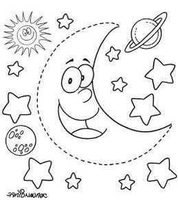 Uzay Ve Gokyuzu Etkinlikleri 13 Okul öncesi Etkinlik Faliyetleri