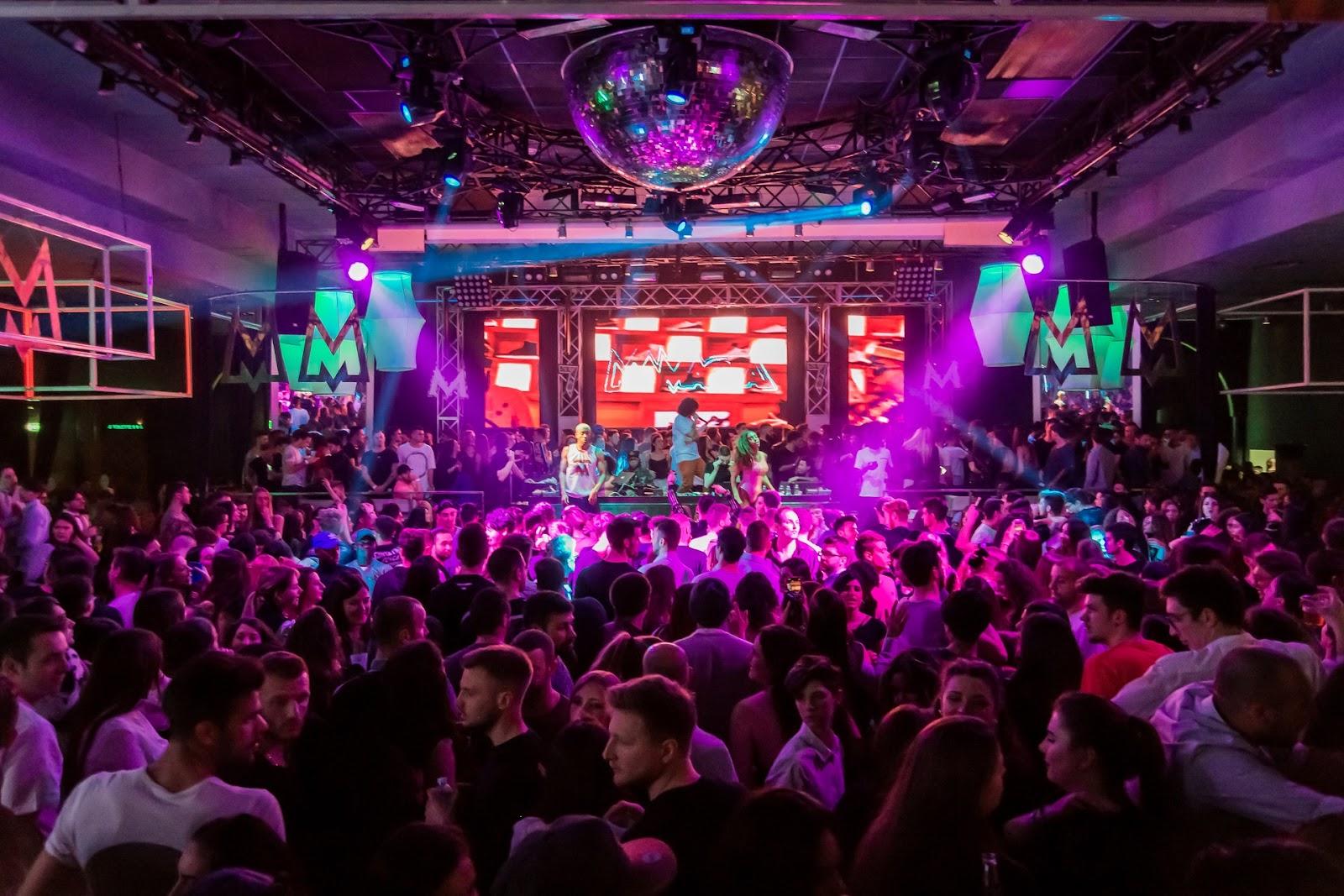 Beliebte Clubs in Europa: Razzmatazz, Barcelona