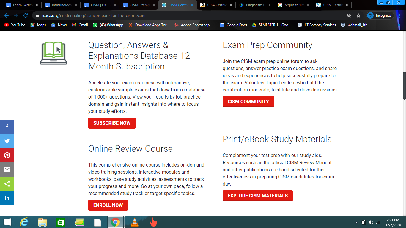 How to Become CISM Certified: Best CISM Courses, Practice Exams, and Resources