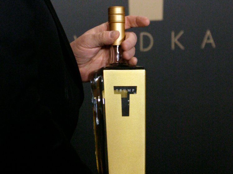 Trump Vodka launched around 2006, but Trump's financial disclosures don't list it after 2015. It's still available on eBay.