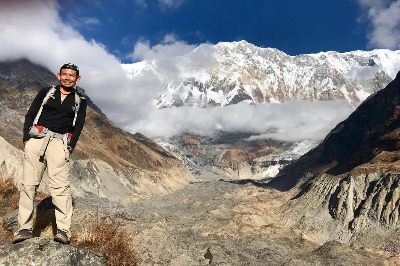 【焦點人物】冒險家陳仲仁:勇於探險,好體力伴隨精彩人生