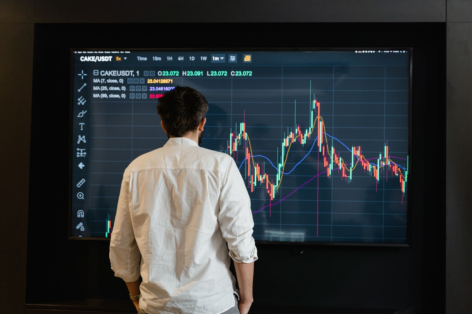 """While chasing the next Bitcoin """"moon,"""" amateur speculators often spend all day long in front of their computers, watching charts and participating in message boards and chat rooms, unable to realize cryptocurrency's market is controlled, and made, by entities in communist China."""