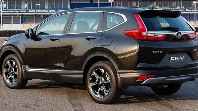 จุดเด่นของรถยนต์ : Honda CR-V 2021