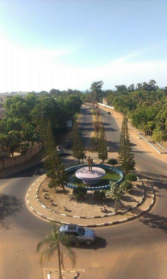 Hlavné mesto Banjul