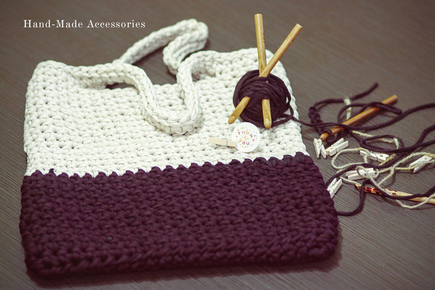 hand-made accessories