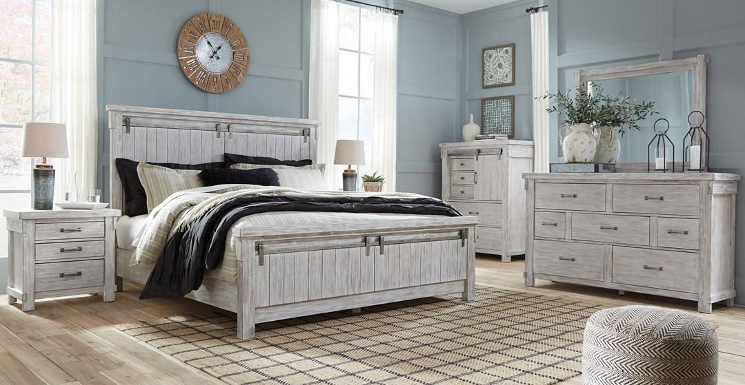 Ấn tượng với sự đồng nhất về nội thất phòng ngủ với gỗ sang trọng