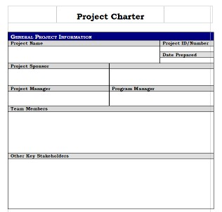 a general purpose project charter template from solarity a project management consultancy this one is fairly detailed and with a neutral design that can