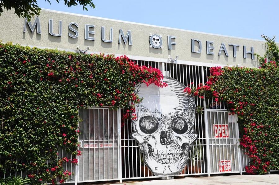 Museum of Death exterior