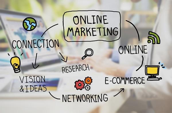 các hình thức của marketing online