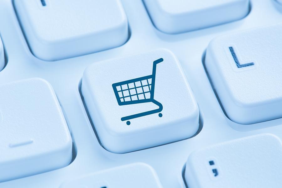 E-Commerce-Funnel Shopping cart