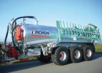 PICHON fabricant de tonne à lisier agricole