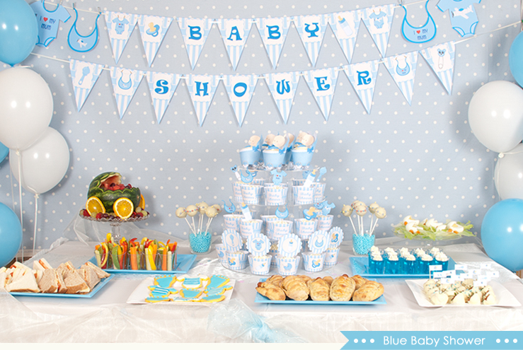 Baby Shower Blues Blog