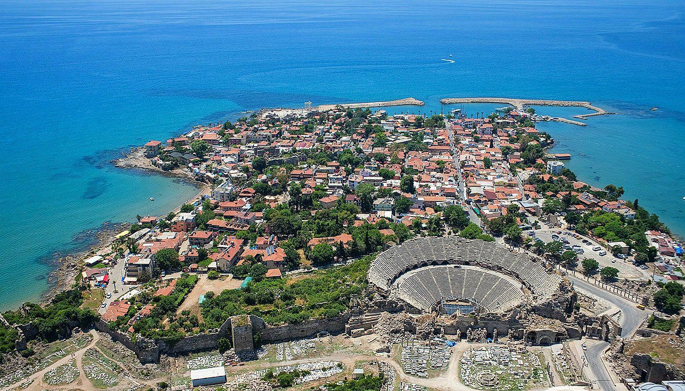 Горящие туры в Сиде в Турции