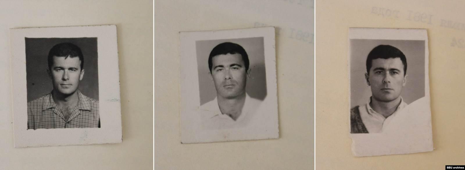 Рудольф Каценбоген, 1970-е. Фото из оперативного дела КГБ