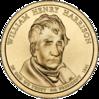 William Henry Harrison dollar