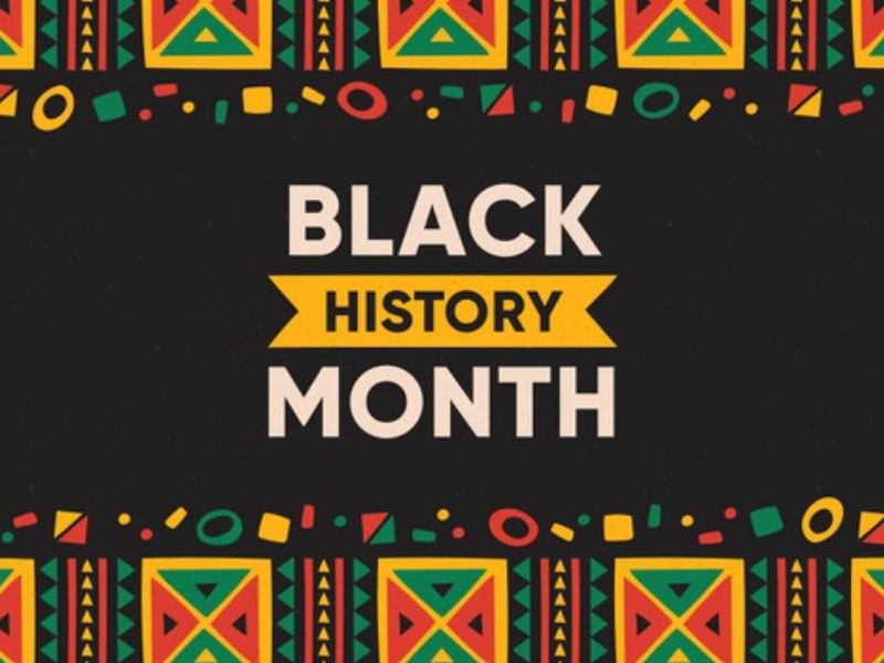 Black History Month- February 2021