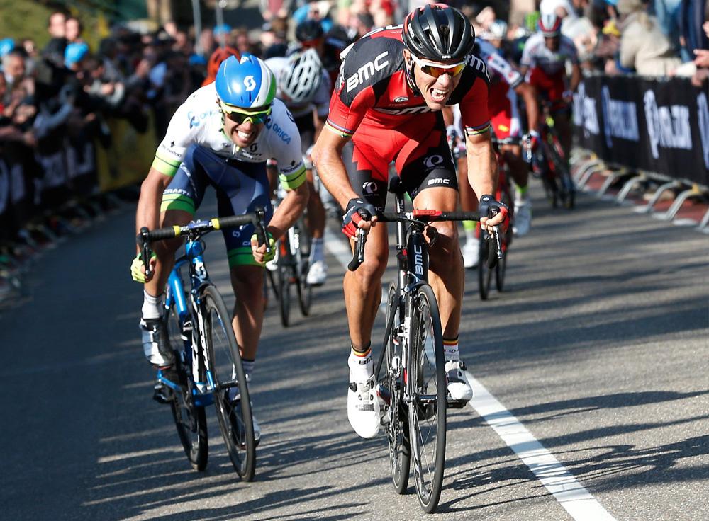 2015 Tour de France with Phil Anderson