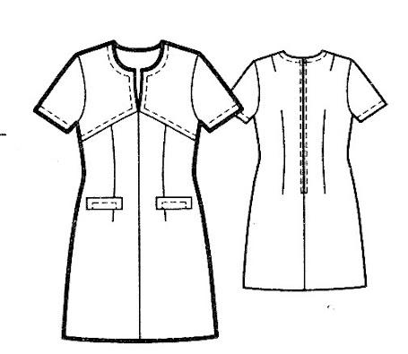 Маленькое сиреневое платье из 1997-го