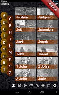 Fast Download AcroBible NKJV Bible Suite apk Download