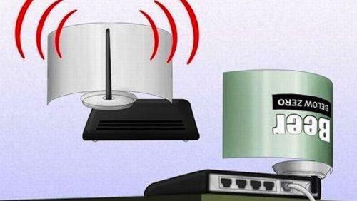 Thay ăng ten cho thiết bị phát sóng