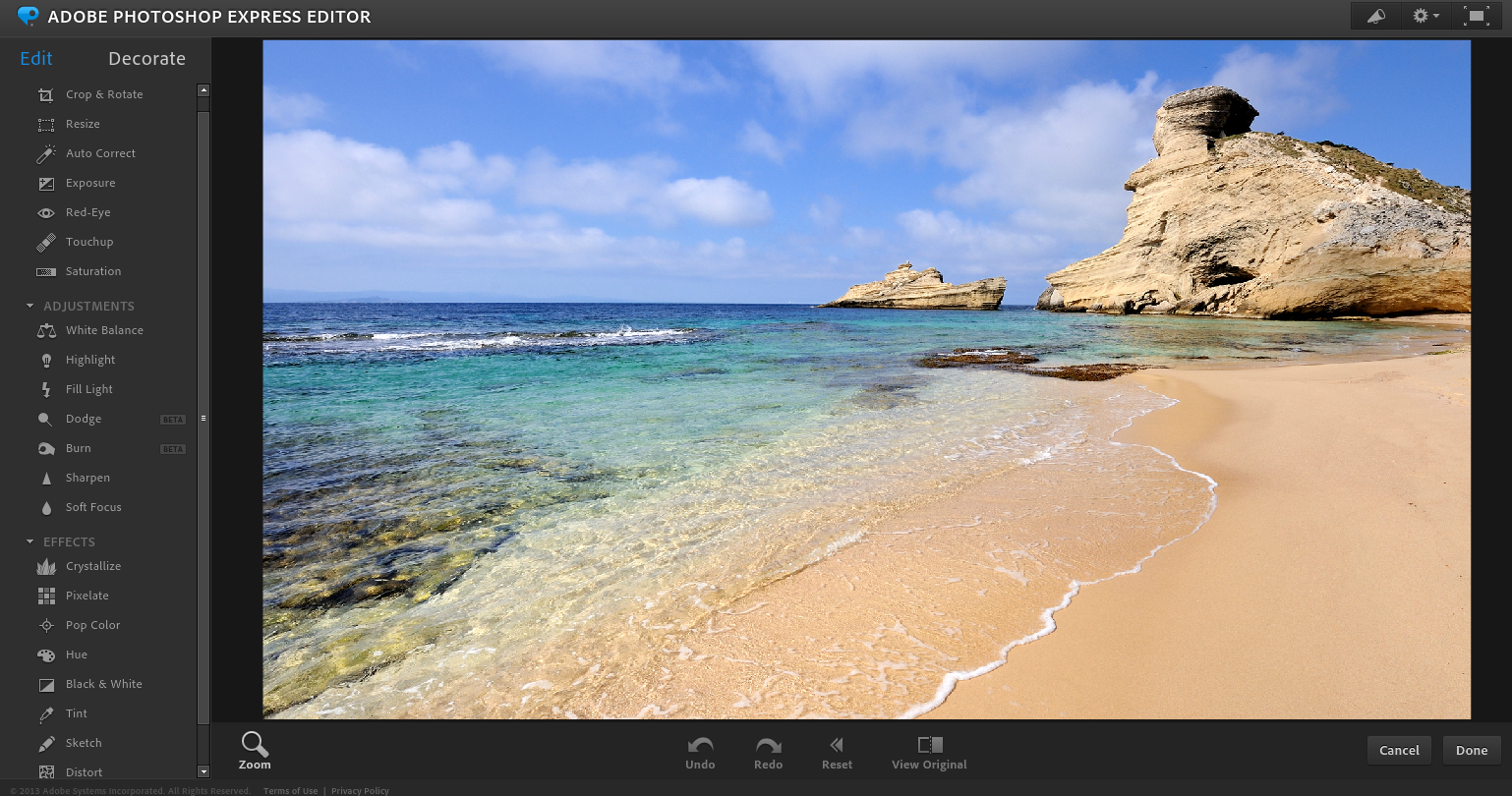 download photoshop express editor