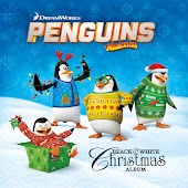 Penguins Of Madagascar: Black & White Christmas Album