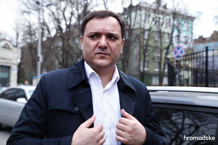 Народный депутат от ОПЗЖ и основатель охранной фирмы «Шторм» Виктор Черный